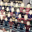 NHL Comic captions: Week 10 of 2017/18 season