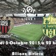 [Live Ligue 1]: OGC Nice - FC Nantes en direct (2-2)