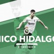Nico Hidalgo refuerza la banda derecha del Racing