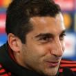 """Mkhitaryan: """"Este año jugamos la Champions y estamos centradas en ganarla"""""""