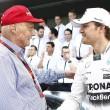 """Mercedes-Rosberg, rinnovo vicino. Lauda: """"Pronto un biennale"""", Nico: """"Non c'è fretta"""""""