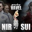 UEFA Women's EURO 2017 Qualifier - Northern Ireland vs Switzerland: Hosts hope to upset strong Swiss side