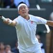 Wimbledon 2016 - A Mahut il derby francese. Avanti anche Nishikori e Zverev