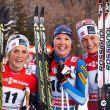 Tour de Ski: in classico vincono Niskanen e Poltoranin, Bjoergen costretta al ritiro