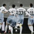 La Lazio cala il Poker ed aggancia il Napoli al 3° posto