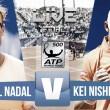Rafael Nadal is back
