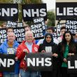 "North Lanarkshire says ""Yes"", South Lanarkshire says ""No"""
