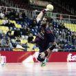Un Barça de récord abusa del Puerto Sagunto