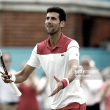 Djokovic destroza a Millman en su regreso a Queen´s