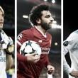 Salah nominado a jugador del año por la UEFA