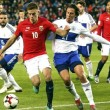Qualificazioni Russia 2018 - Poker della Norvegia a San Marino, la Repubblica Ceca sbatte sull'Azerbaigian