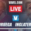 Assistir jogo Noruega x Inglaterra AO VIVO online na Copa do Mundo Feminina 2019 (0-0)