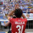 Jesús Vallejo, el mejor frente a Las Palmas según la afición