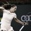 Kasatkina superó una gran prueba de fuego ante Venus Williams