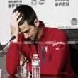 """Novak Djokovic: """"Robert fue totalmente impredecible con sus tiros"""""""
