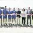 El Girona inaugura su nueva casa de entreno