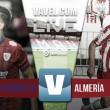 Numancia vs Almería en vivo y en directo online en Segunda División 2016 (1-0)