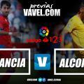 Previa CD Numancia - AD Alcorcón: sin presión pero con ambición