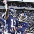Los Giants remontan el partido a los Falcons