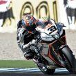 Marco Melandri se luce para vencer en la primera carrera de Jerez