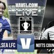 Chelsea Ladies vs Notts County Ladies Live Stream Score Commentary Updates in FA Women's Cup Final 2015 (0-0)