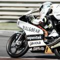 Alcoba y Fernández, en el Gran Premio de Aragón