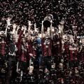 Los rojinegros,campeones de la Copa MLS 2018   Fotografía: Atlanta United FC