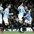 Leroy Sané foi o grande protagonista da partida (Foto: Divulgação/Manchester City)