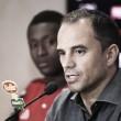 Em coletiva, Rodrigo Caetano disserta sobre negociações e situação de Guerrero no Flamengo