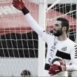 Recuperado de lesão, Vanderlei mira sequência no gol santista e pede pra jogar