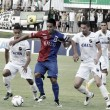 ABC e Paraná empatam sem gols no Frasqueirão