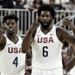 Team USA dominates Argentina in first Olympic exhibition game, 111-74