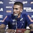 """Rafael Marques vive expectativa de retorno após um mês fora: """"Volta a jogar é muito bom"""""""