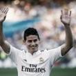 Real Madrid seguirá contando con James Rodríguez