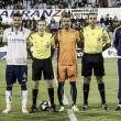 Fotos e imágenes del Real Zaragoza 1-2 UE Llagostera, tercera ronda de Copa del Rey