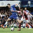 Chelsea enfrenta Stoke City no retorno de Drogba e Courtois