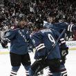 Colorado Avalanche recebe o Vancouver Canucks e vence com facilidade