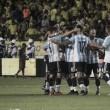 Argentina dio muestra de jerarquía y ganó de visita 0-1 ante Colombia