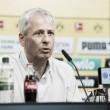 """Apesar da vitória do Borussia Dortmund, Lucien Favre admite jogo difícil:""""Temos muito a fazer"""""""