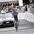 Polanc vence en Abetone y Contador ya viste de rosa