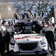 'Cohete' Suárez gana el primer asalto de la 208 Rally Cup