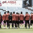 Fotos e imágenes del entrenamiento del Real Zaragoza