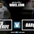 Previa CD Tenerife – FC Barcelona B: a curtirse las heridas