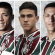 Douglas, Pedro e Richarlison: Micale convoca três tricolores para Seleção Brasileira Sub-20