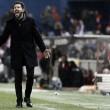 Após empate em casa, Simeone enaltece atuação do Espanyol e acredita que resultado foi justo