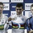 Fernando Gaviria se coronó campeón mundial del ómnium