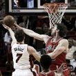 Los Bulls salen vivos de Miami