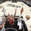 Resumen NBA: San Antonio asusta y Chicago pierde la tercera plaza del Este