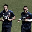 """Daniele de Rossi: """"Mi condición física es excelente y mi objetivo es jugar un gran europeo"""""""