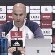 """Zidane: """"La Copa nos hace mucha ilusión"""""""